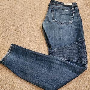 Dylan George CARA Low Rise Skinny Jeans